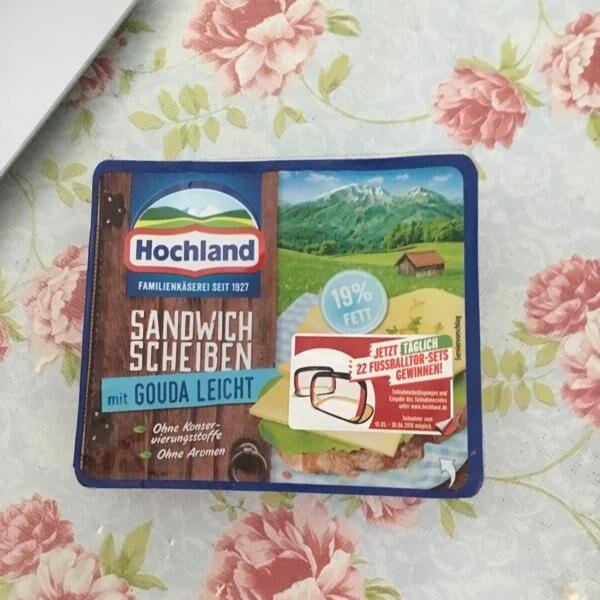 Sandwich Scheiben Leicht - Produit - en