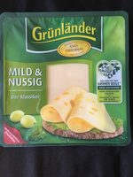 Grünländer MILD & NUSSIG, Der Klassiker - Product