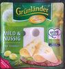 Grünländer Mild & Nussig - Prodotto