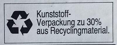 Grünländer Mild & Nussig - Instruction de recyclage et/ou informations d'emballage - de