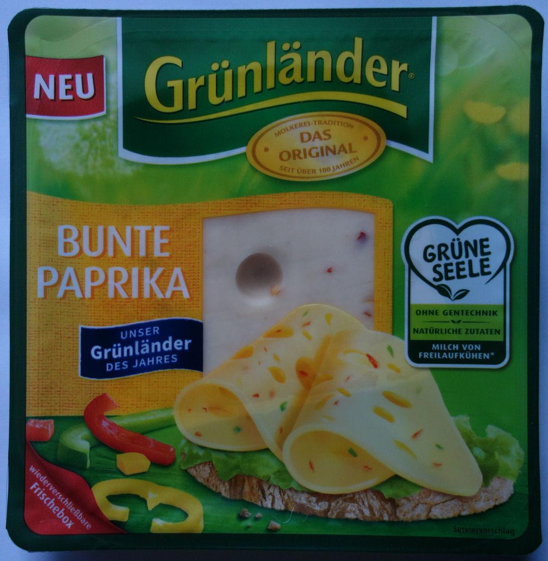 Bunte Paprika - Product - de