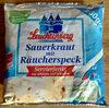 Sauerkraut mit Räucherspeck - Produkt