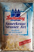 Sauerkraut Neusser Art - Product
