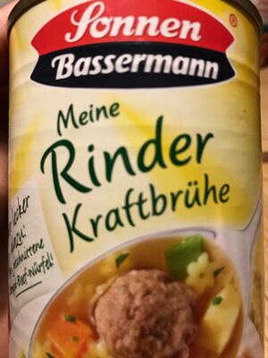 Rinder Kraftbrühe - Product