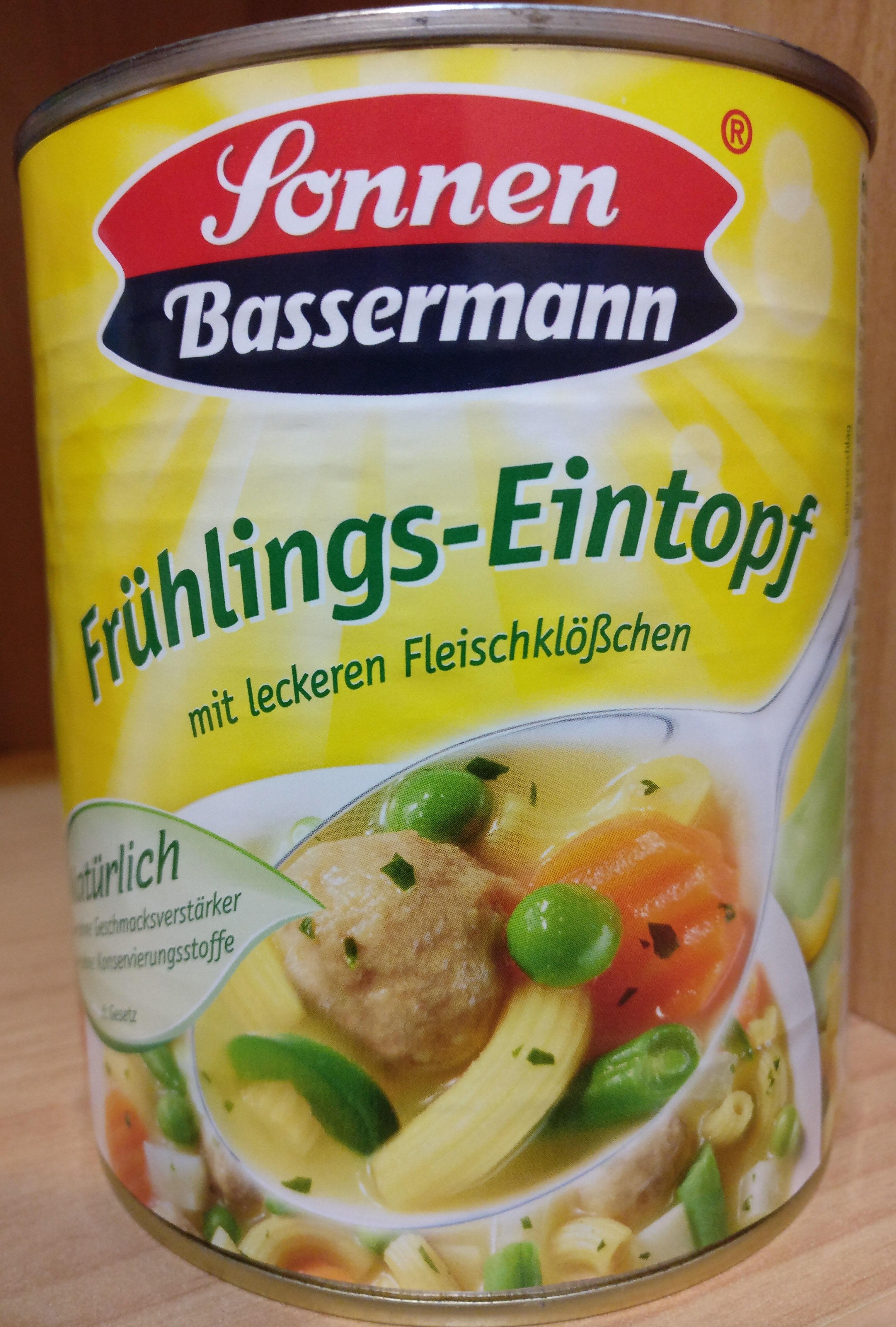 Frühlings-Eintopf - Produit - de