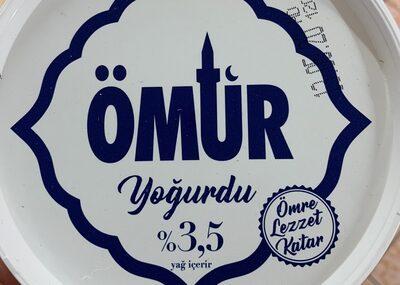 Yogurdu - ömür - 1 KG - Product - de