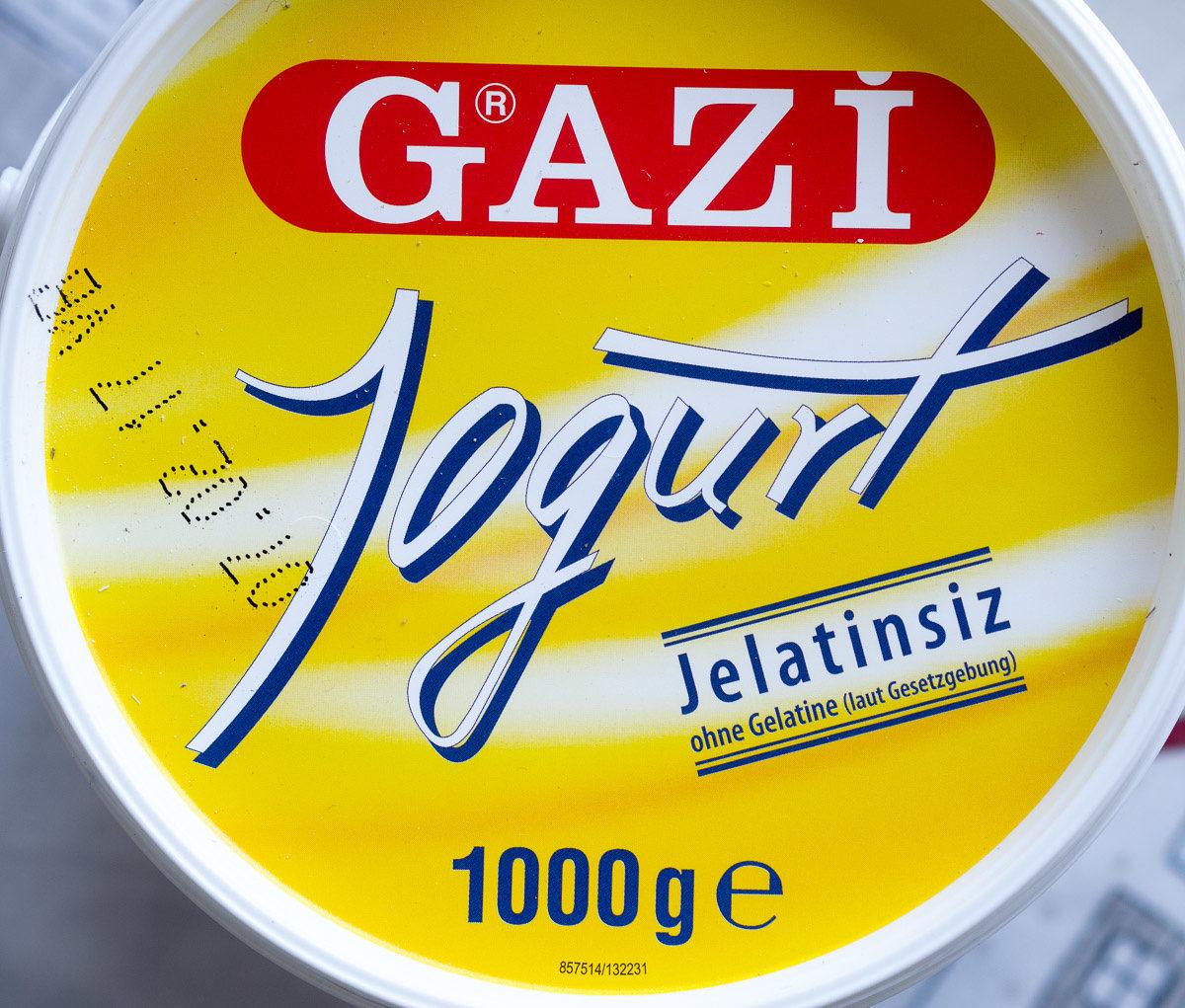 Sahnejoghurt 10% Fett, ohne Gelatine - Product - de