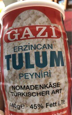 Fromage Tulum Gazi 400 GR X 8 Arev - Product - fr