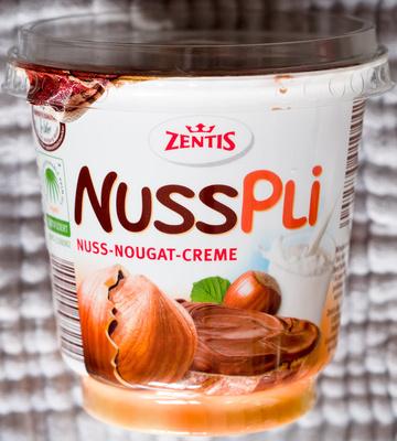 Nusspli - Produkt