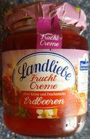 Frucht Creme Erdbeeren - Product - de