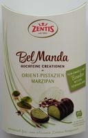 Bel Manda Orient-Pistazien - Produkt