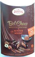 Bel Choco Winter-Nougat - Produkt