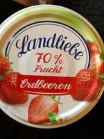 Landliebe Erdbeeraufstrich - Product