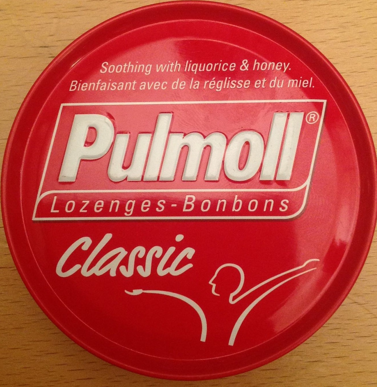 pulmoll pastilles sucer classic rouge 75g 75 g e. Black Bedroom Furniture Sets. Home Design Ideas