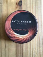 Acti Fresh Drops sunny orange - Product
