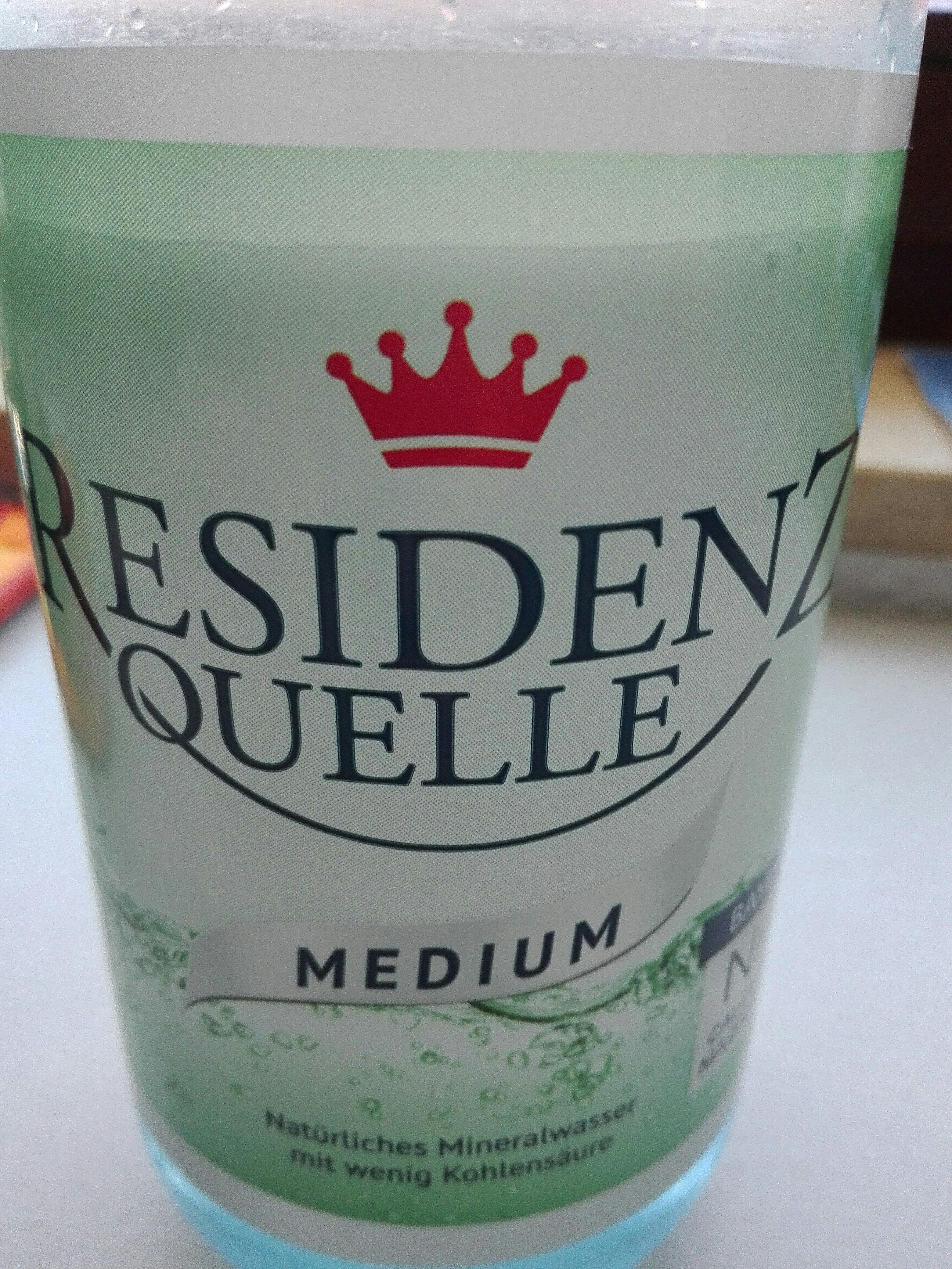 Residenz Quelle Medium - Produkt - de