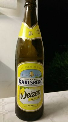 Weizen Radler - Produit - de