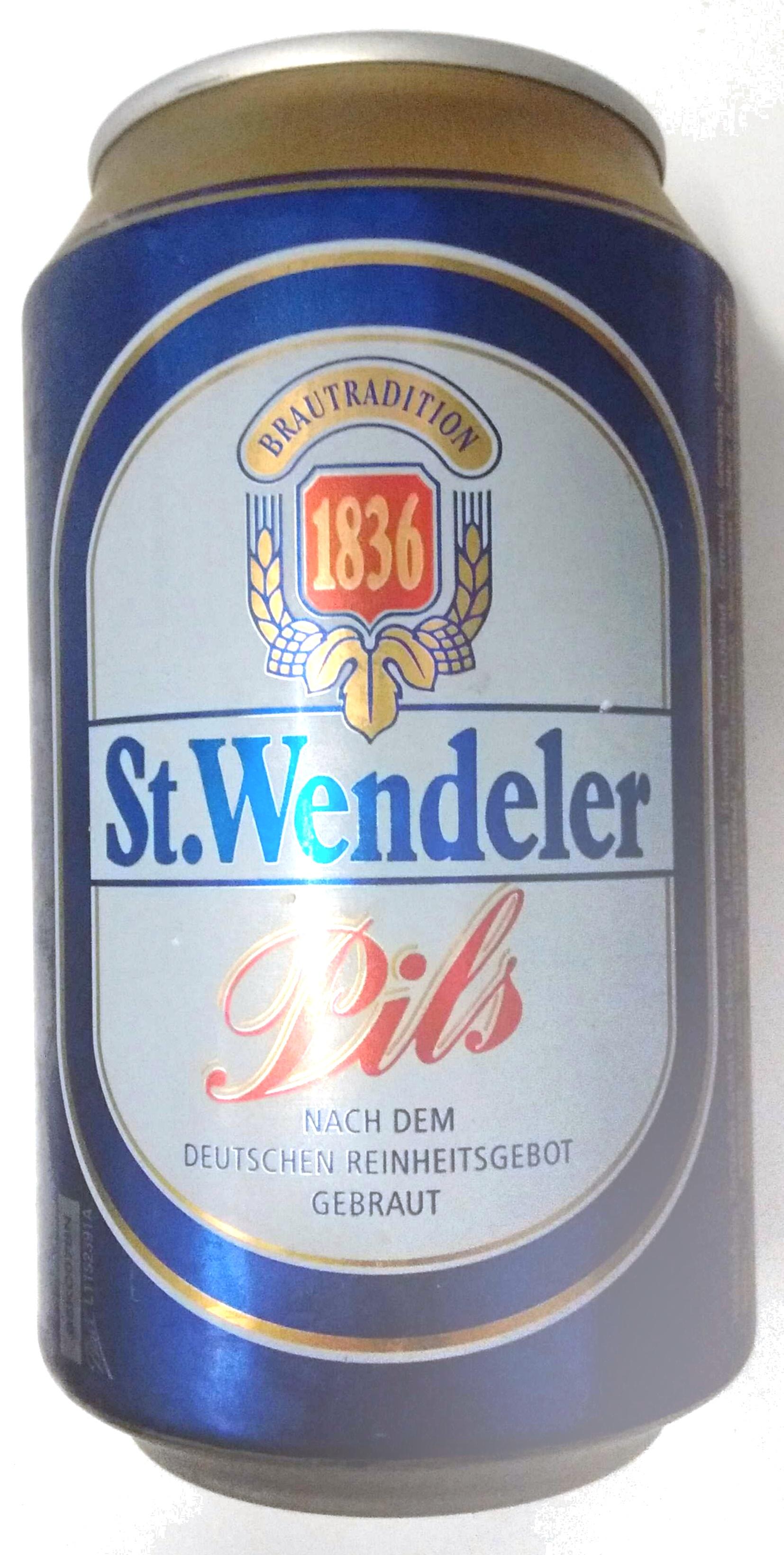 St. Wendeler Pils - Product - fr