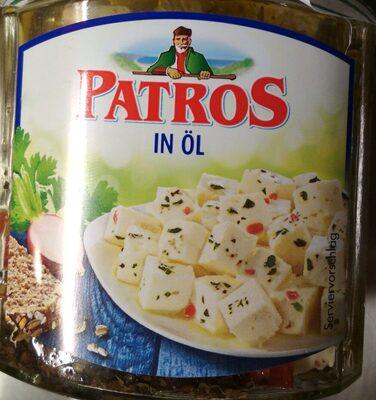 Schafskäse in Kräuter und Öl - Produkt - de