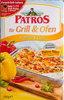 Patros für Grill & Ofen Paprika & Chili - Product
