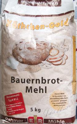 Bauernbrot-Mehl - Produkt