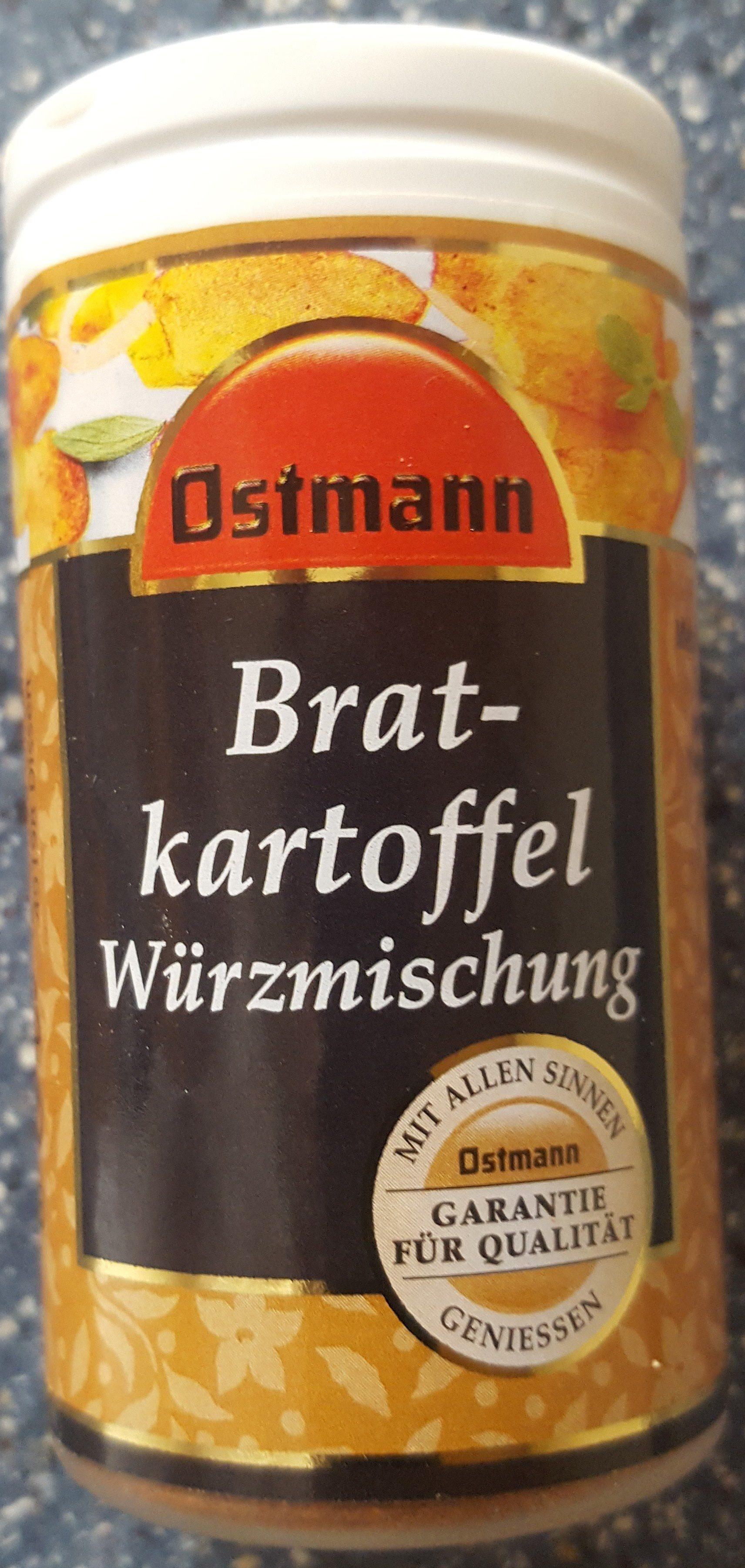Bratkartoffel Würzmischung - Product - de