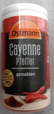 Cayennepfeffer gemahlen - Product