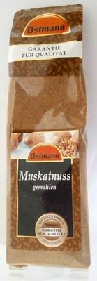 Muskatnuss gemahlen Nachfüllpackung - Product