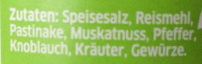 Ostmann lecker für Gemüse - Ingrédients