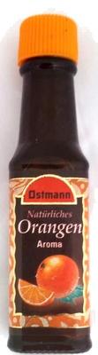 Natürliches Orangen Aroma - Produkt