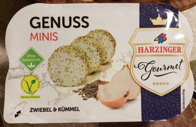Genuss Mimis Zwiebel und Kümmel - Product - de
