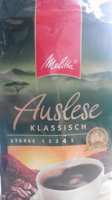 Kaffee Auslese Klassisch - Tuote - de
