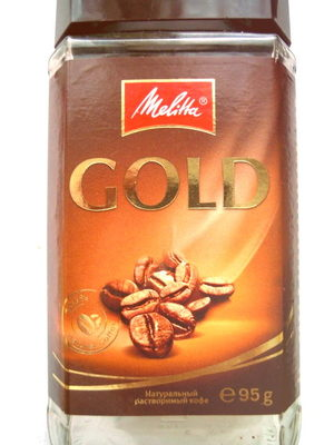 Melitta Gold - Продукт
