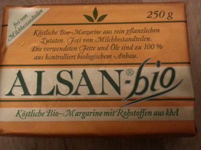 Margarine, Bio - Produkt