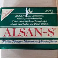 Alsan-S - Prodotto - en