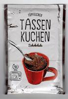 Tassen Kuchen Schokolade - Tüpfelchen - 70G - Product