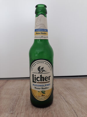 Natur Radler Alkoholfrei - Product - de