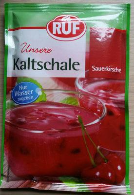 Unsere Kaltschale Sauerkirsch - Produkt