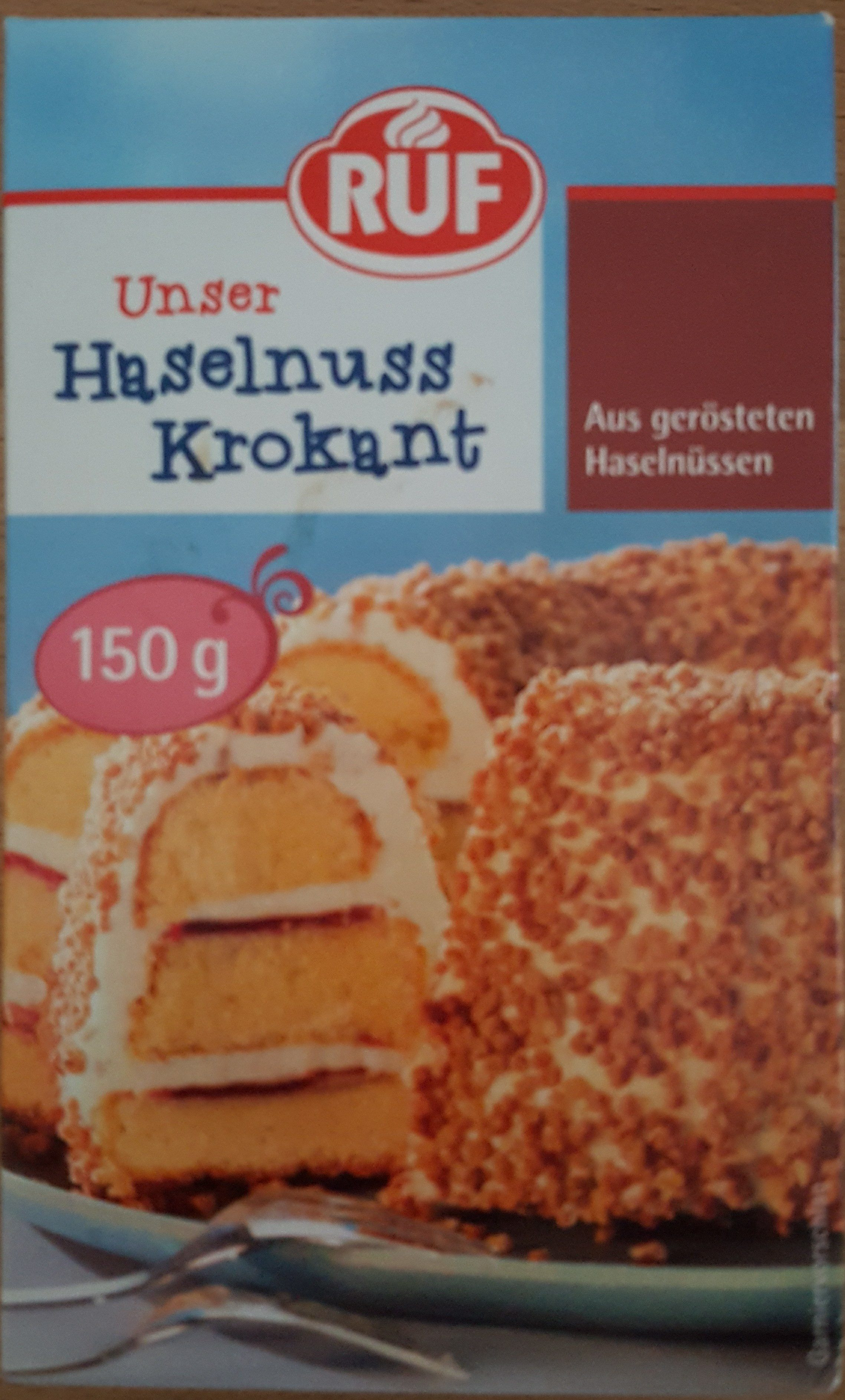 Unser Haselnuss-Krokant - Product - de