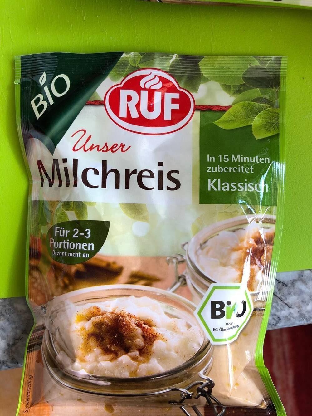 Ruf Milchreis - Produit - fr