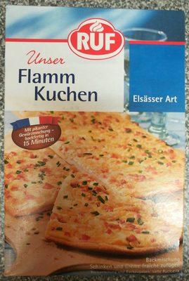Unser Flammkuchen Elsässer Art - Produit - de