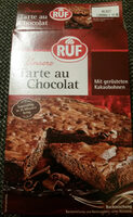Unsere Tarte au Chocolat - Produkt - de