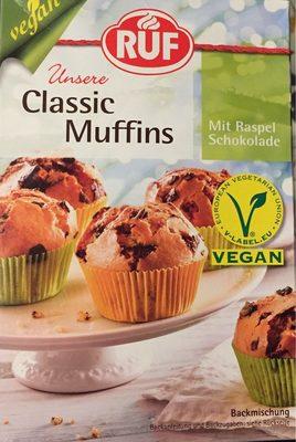 Classic Muffins - Produit - de