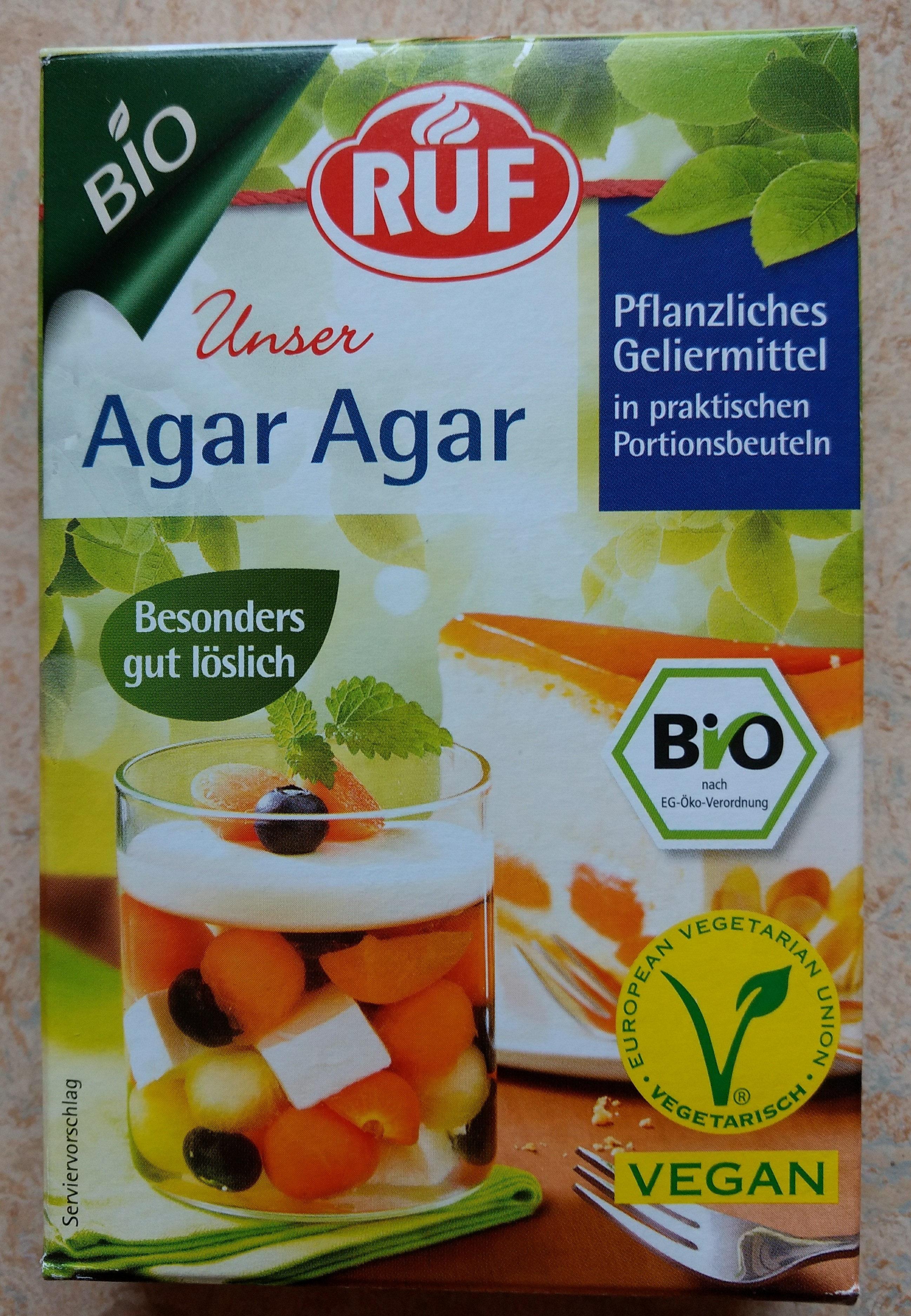 Agar Agar - Prodotto - de