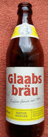 Glaabsbräu Naturradler - Product - de