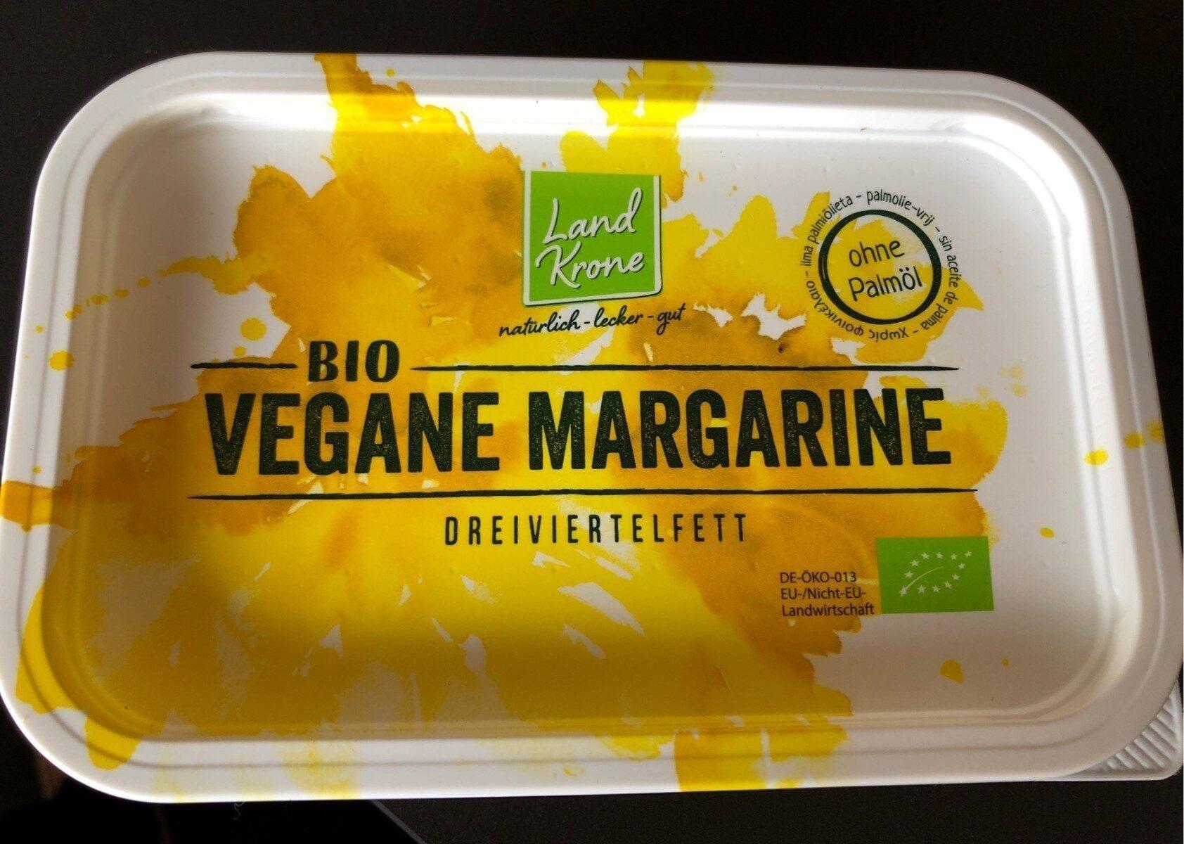 Bio vegane margarine - Product - es