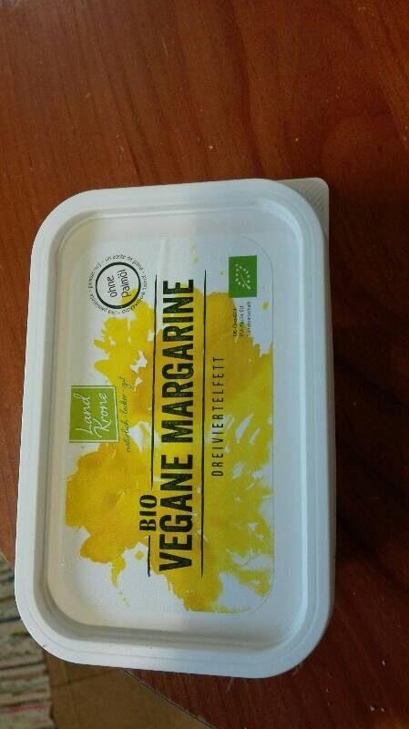 Bio vegane margarine - Producte