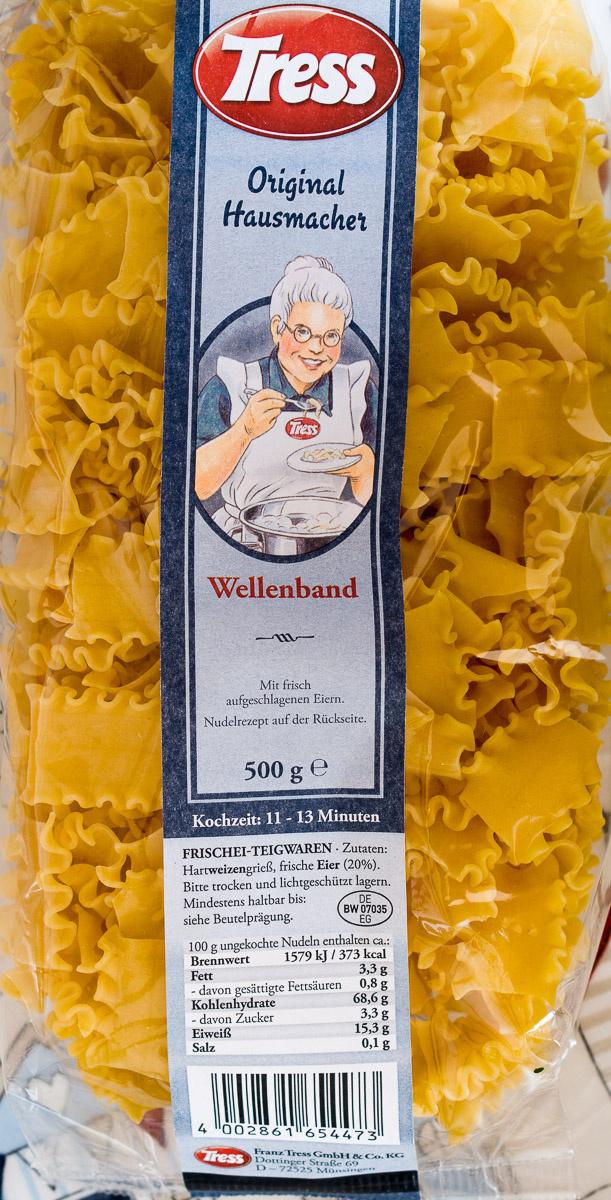 Original Hausmacher Wellenband - Produkt