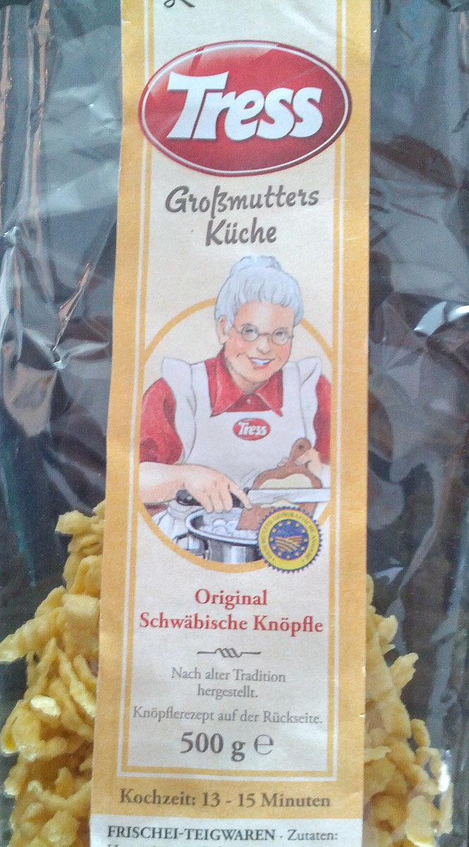 Original Schwäbische Knöpfle - Produkt - de