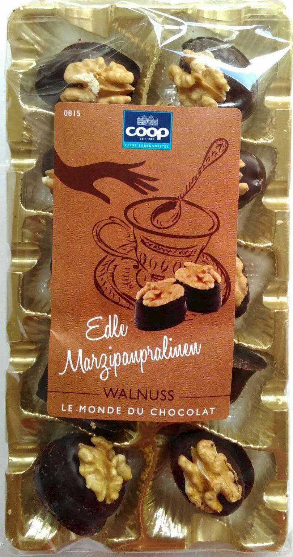 Edle Marzipanpralinen Walnuss - Produit